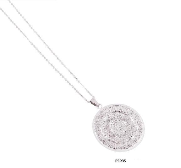 rivenditore all'ingrosso 1f309 1439f P5935 Collana con Pendente 4you jewels