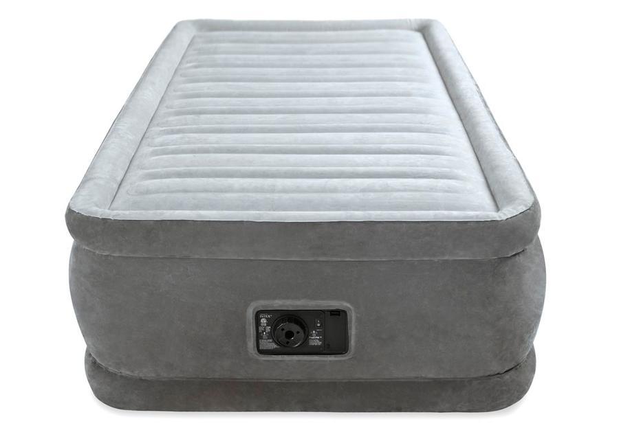 Materasso gonfiabile intex 64412 letto singolo campeggio for Letti gonfiabili