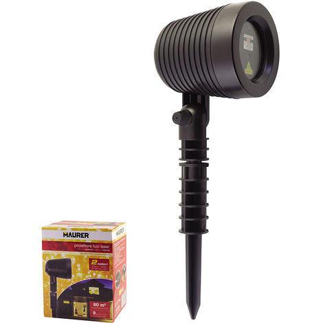 Proiettore Luci Laser Natale.Proiettore Faro Laser Luci Di Natale Natalizie Addobbo Natalizio Per