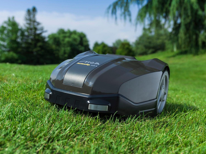 Robot tagliaerba stiga autoclip s con motore senza spazzole