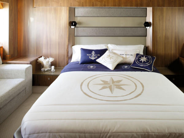 Lenzuola Matrimoniali Blu Free Style di Marine Business - Offerta di Mondo  Nautica 24