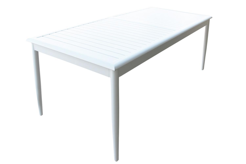 Tavolo Giardino Alluminio Allungabile.Tavolo Da Giardino In Alluminio Allungabile Pompei Mini Misura 160