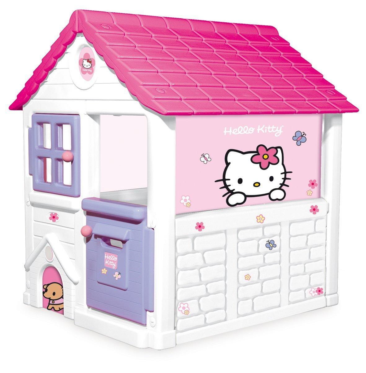 Casette In Resina Per Bambini.Offerta Casetta Per Bambini In Resina Da Giardino Smoby 7600310431 Sweet Home Hello Kitty
