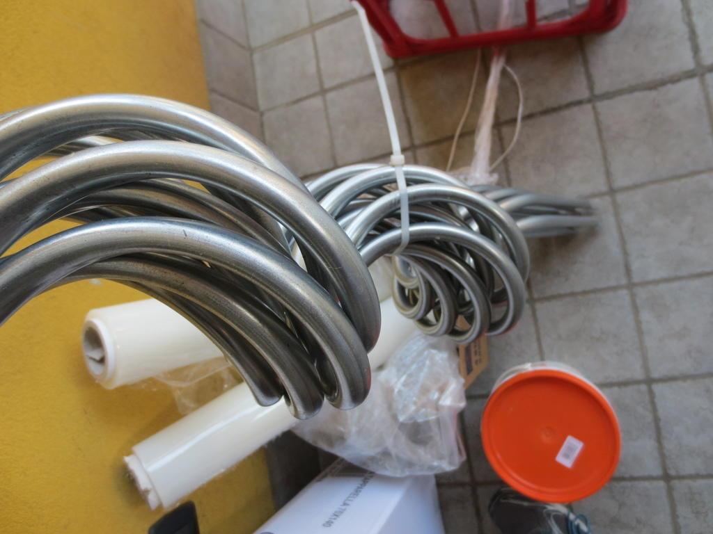Sostegni Per Pomodori In Vaso pali spiralati per pomodoro metallo spirale professionali