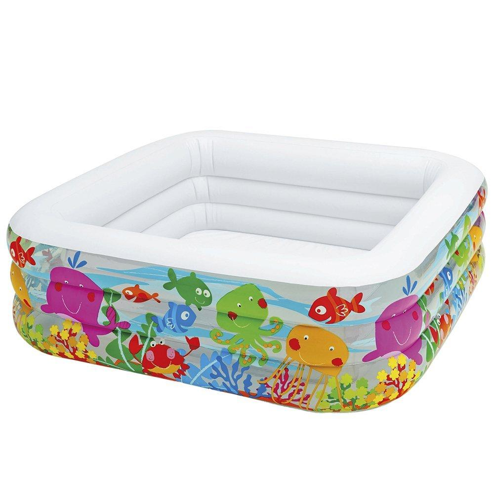 Piscina gonfiabile per bambini intex acquarium piscina for Piscine gonfiabili on line