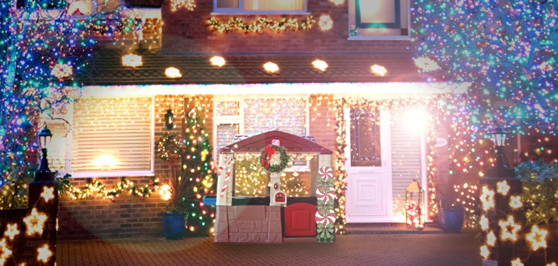 Idee Creative Per Natale come trasformare la casetta gioco nel miglior regalo di