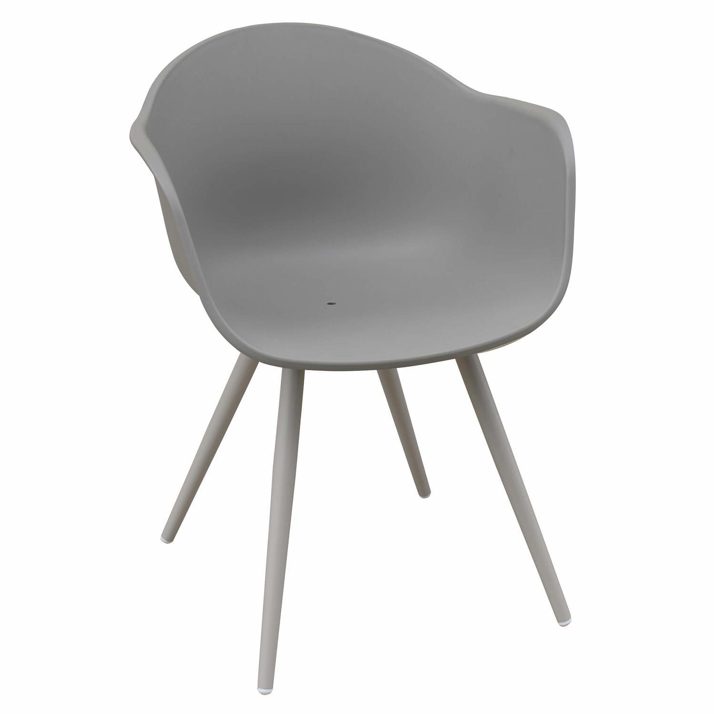 Come Pulire Le Sedie Di Plastica Da Giardino.Offerta Poltrona Da Giardino Marte Tonda In Alluminio E