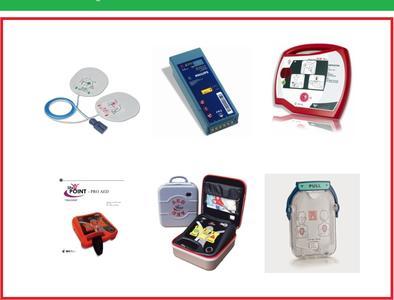Defibrillatori e Accessori