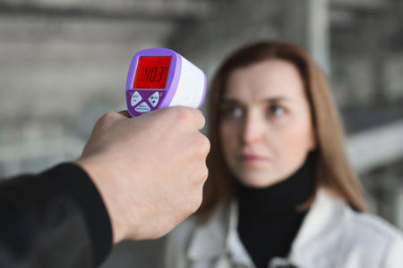 Termometri e Termoscanner a infrarossi