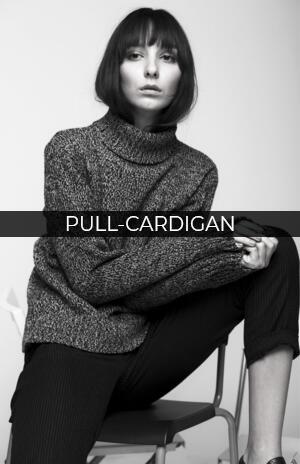 PULL-CARDIGAN