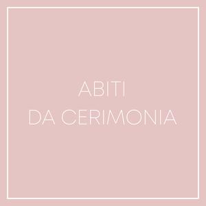 DAMIGELLA E CERIMONIA