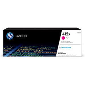 Cartuccia toner Magenta 415X per HP Color LaserJet Pro M 454 Series/ Pro M 454 d