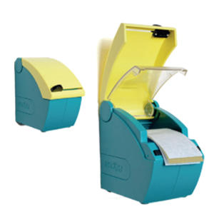 Dispenser con cutter per bendaggio SoftNext