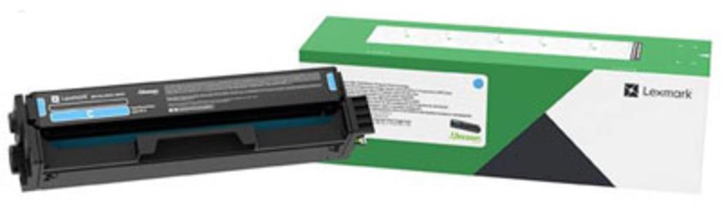 Cartuccia C332HC0 Ciano ad alta resa Return Program-2.500pag