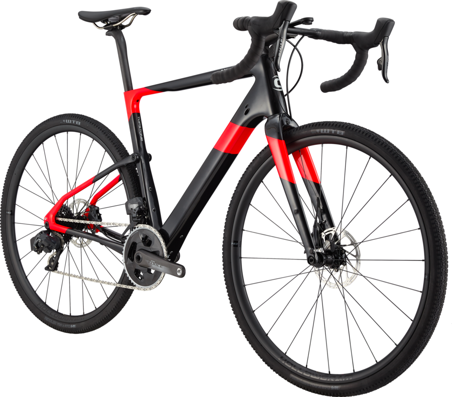 Cannondale Topstone Carbon Force eTap AXS - Gravel (2020)