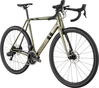Cannondale SuperX Force eTap AXS - Cyclocross (2020)