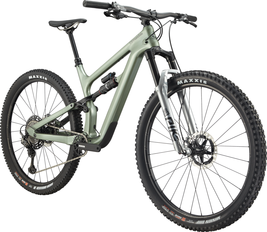 Cannondale Habit Carbon 1 - Trail (2020)