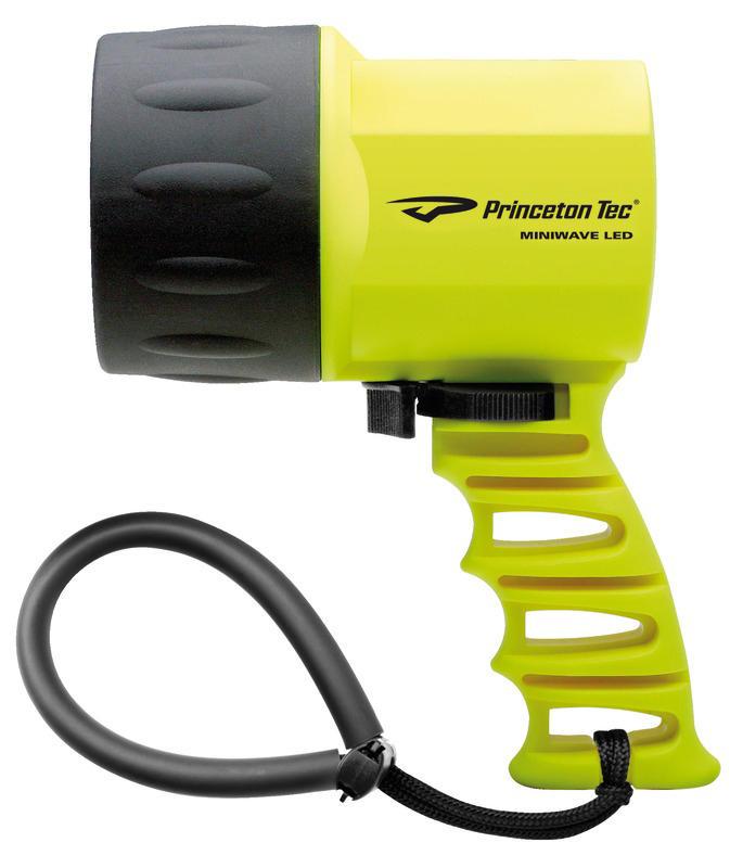 Torcia subacquea IPX8 PRINCETON Sector 5 LED - Offerta di Mondo Nautica 24