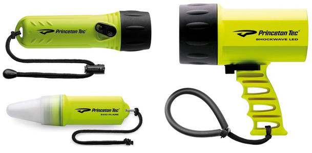Kit subacqueo - Nav Pack PRINCETON