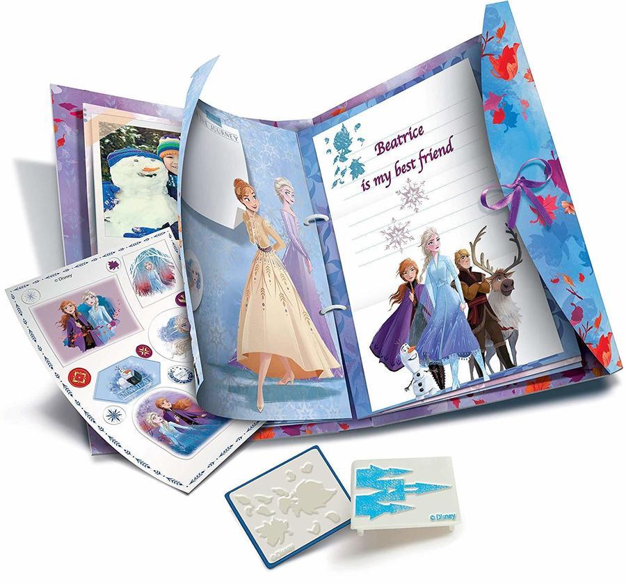 Frozen II Dream Diary - Clementoni 18518