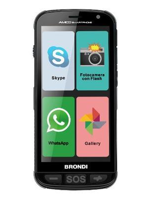 BRONDI cellulare Amico Smartphone Android 5.1