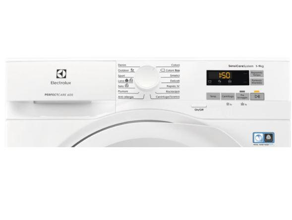ELECTROLUX-REX lavatrice 9kg A+++ 1200g EW6F592W
