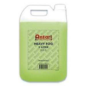 Antari FLG - 5 - Liquido per nebbia antari da 5 litri