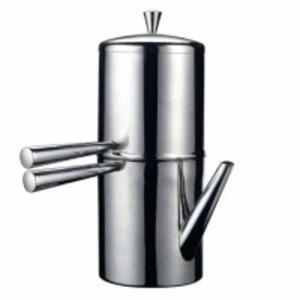 CAFFETTIERA NAPOLETANA ACCIAIO         TZ  3  ILSA