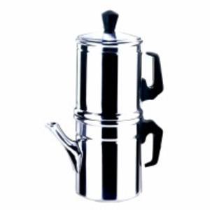 CAFFETTIERA NAPOLETANA ALLUMINIO       TZ  3  ILSA