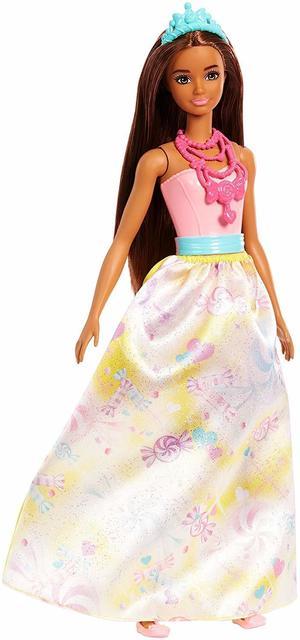 Barbie Dreamtopia Principessa del regno delle caramelle - Mattel FJC96 - 3+ anni