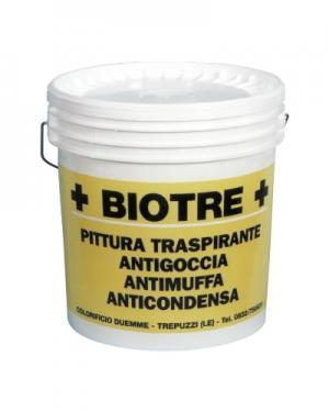 Pittura Traspirante anticondensa Biotre