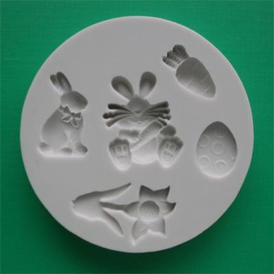 stampo silicone pasqua (mould)