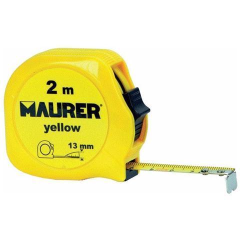 Flessometro yellow maurer 3 mt