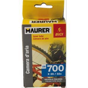 "Camera d'aria per biciclette maurer (28"")700 - 25/32C"