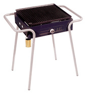 Barbecues bistecchiera Gas mini 39x37 h69 mod. 401 BST