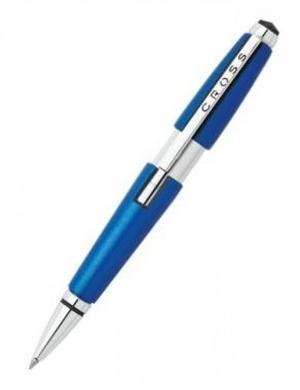 CROSS EDGE - Roller blu finiture cromate