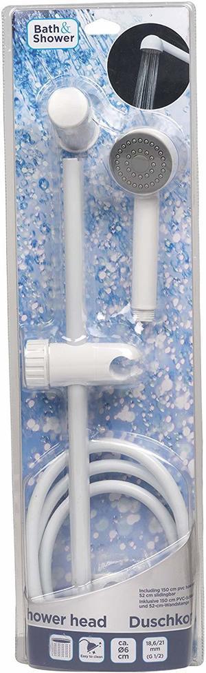 Set Soffione doccia 6 cm - Bath & Shower 92446