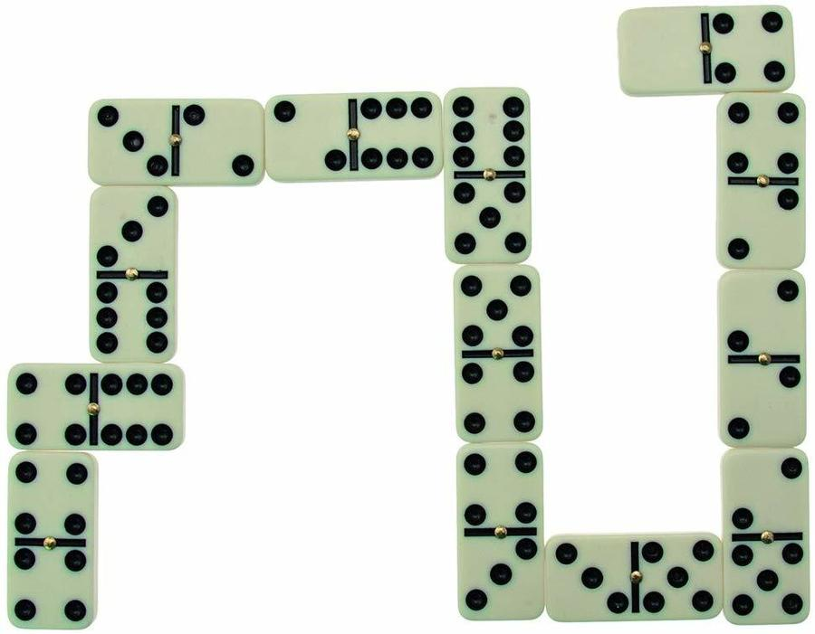 Domino 28 pezzi - Teorema 40522