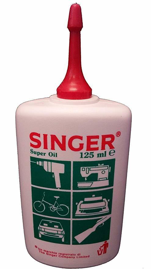 Olio Singer 125ml