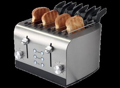 Tostiera Toast Express 4 pinze