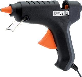 Pistola per Colla a Caldo Potenza 40 Watt per stick colla 11 mm ie520 2 anni di garanzia