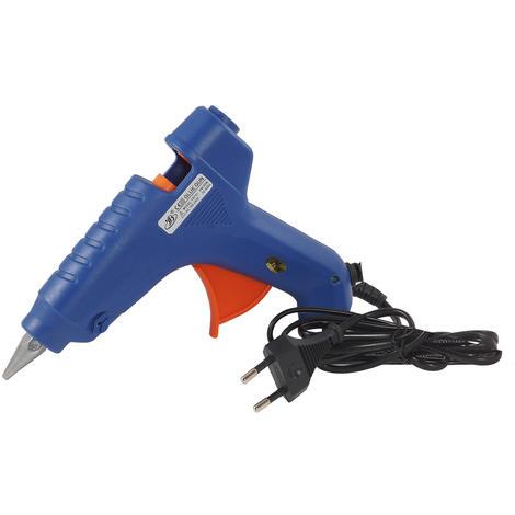 Pistola per Colla a Caldo Potenza 60 Watt per stick colla  ie522 -  2 anni di garanzia