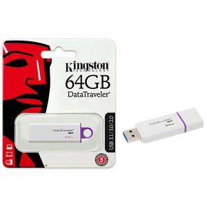 KINGSTONE pendrive 64GB DTIG4 usb 3.0