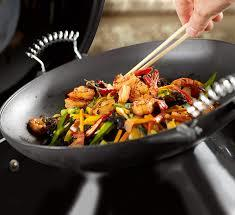 Wok in Ghisa Outdoorchef 480/570