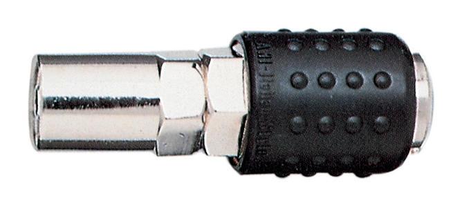 Ani art.16/B Rubinetto Rapido per aria compressa - compressore UNIV. GR. 8X17