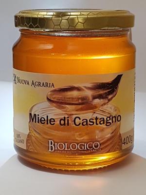 Miele Castagno formati 400/750 gr