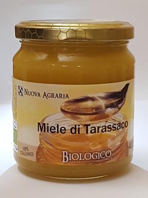 Miele Tarassaco formati 400/750 gr