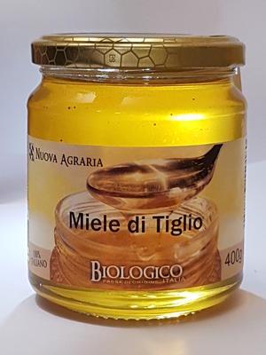 Miele Tiglio formati 400/750 gr