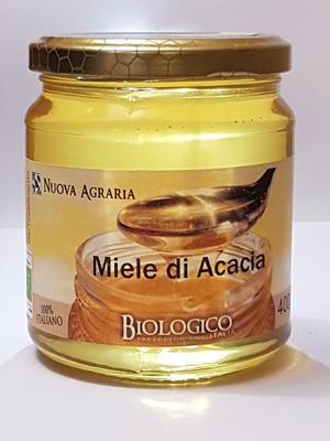 Miele Acacia formati 400/750 gr