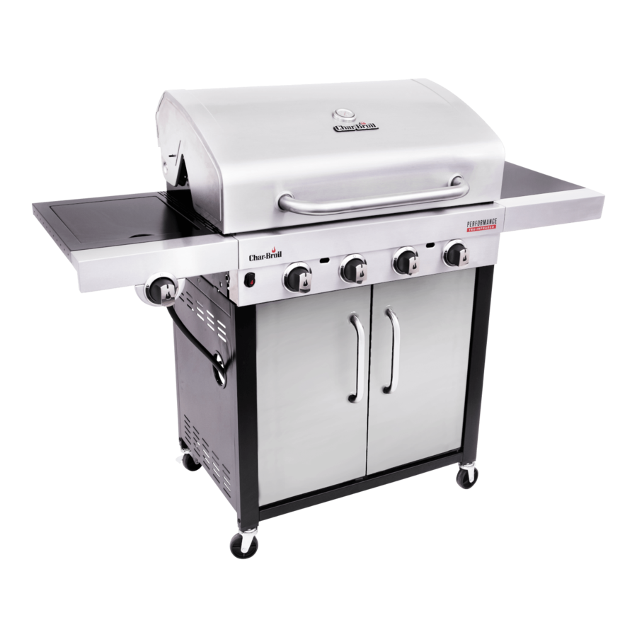 Barbecue Gas Char-Broil  440 S